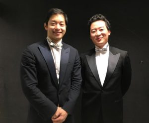 Duo Concert with Ryu Goto, violin