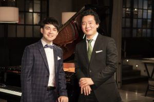 Duo concert with Matthew Law, piano