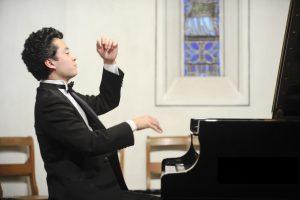 Recital in Gstaad