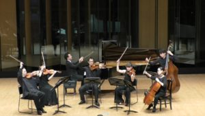 Chopin Concerto n°1, Sextet ver.