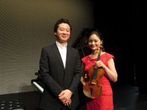Sengawa with Mai Suzuki