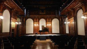 Wonderful hall